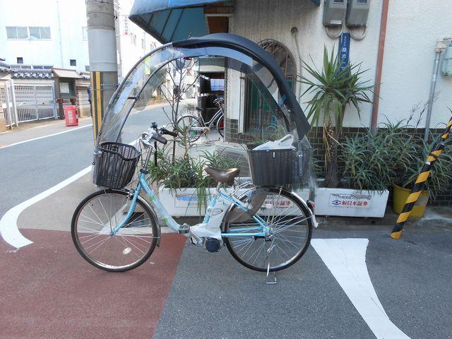 自転車屋根・屋根 自転車 ...