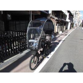 自転車の 自転車 子供 椅子 後ろ : 子供乗せ自転車の3人乗りに ...